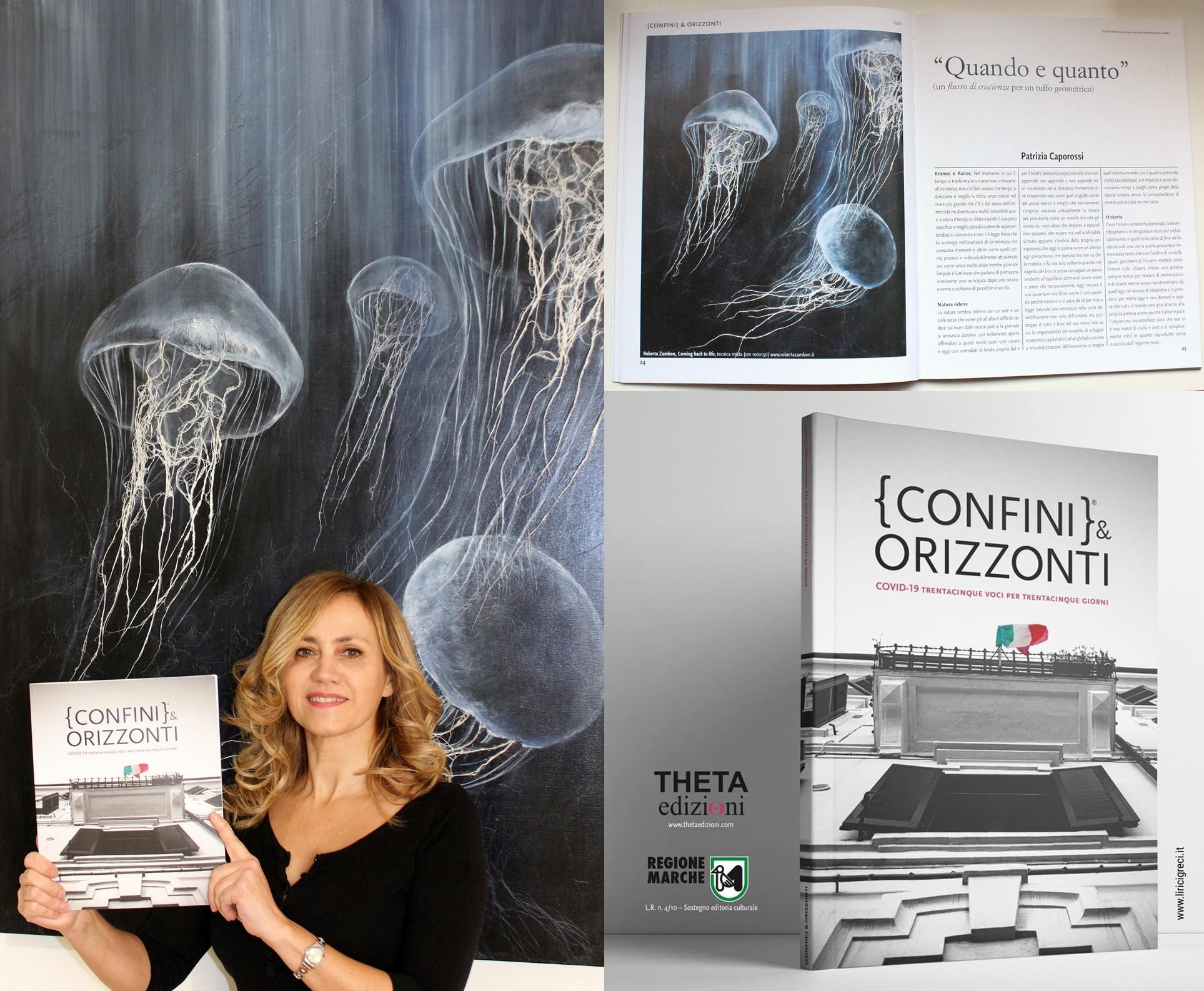 COVID-19,Theta Edizioni,Lirici greci,Roberta Zambon, Quarantena,2020,Artisti,Paolo Ercolani,Confini & Orizzonti,Festival del pensiero plurale