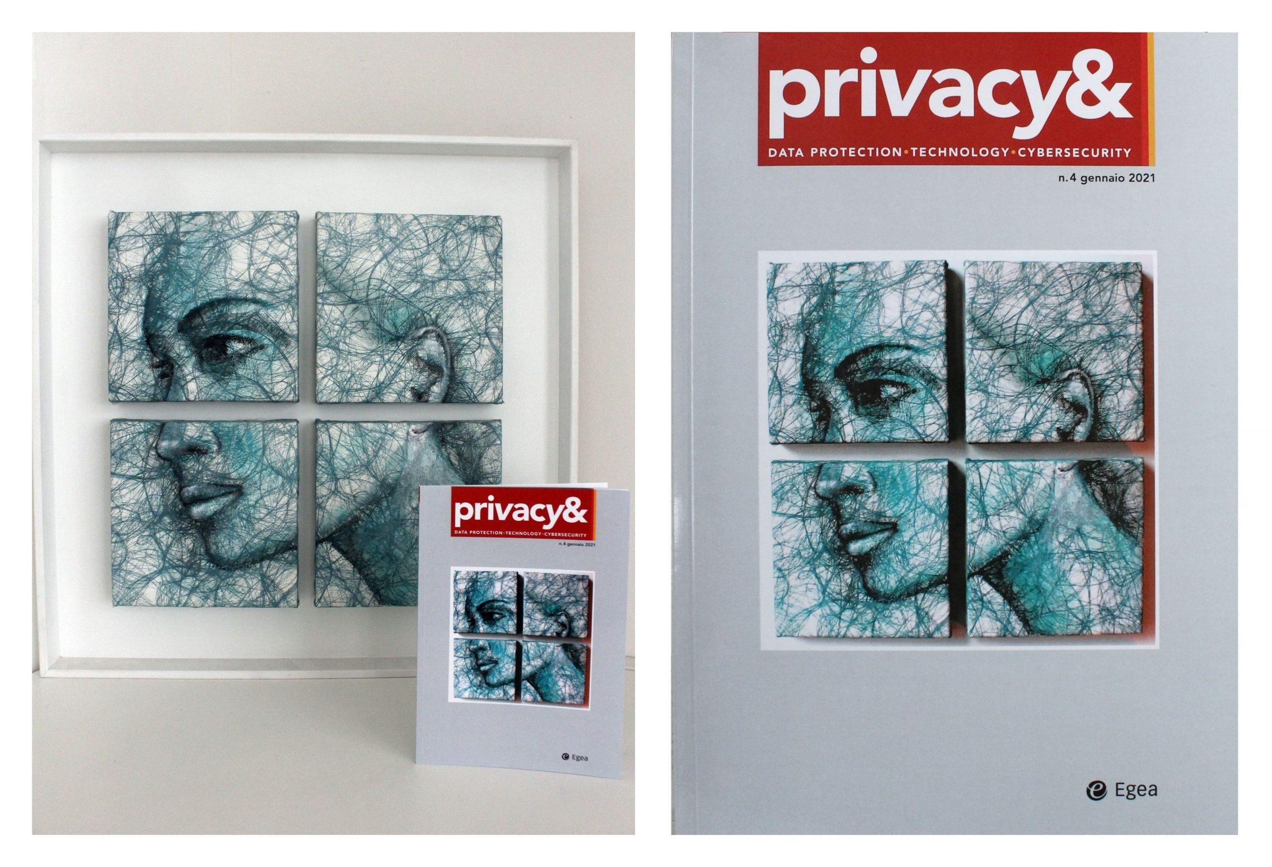 Roberta Zambon,Privacy&,Egea,Bocconi,Milan,Cover,Paint,italianart